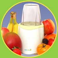Dexbaby make, store & serve Baby Food Processor