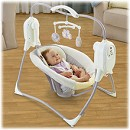 Fisher Price Power Plus™  SpaceSaver  Cradle 'n Swing