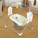 Fisher Price SpaceSaver Cradle 'n Swing