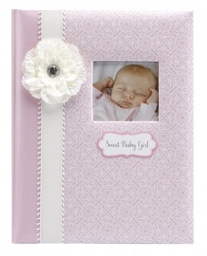 C.R.Gibson Bella Loose Leaf Memory Book