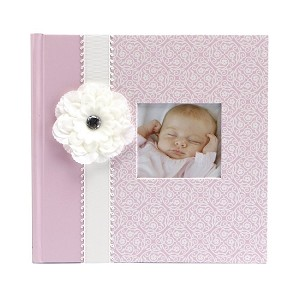 C.R.Gibson Bella Slim Bound Photo Journal Album
