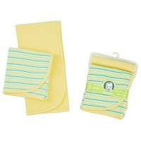 Gerber 2 Pack Thermal Receiving Blankets-Neutral