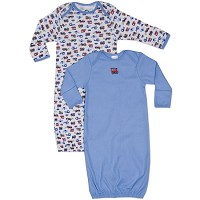 Gerber Baby Lap Shoulder Gown - Boy - 0-6 Months