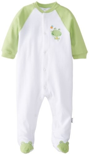 Lamaze Sleep 'n Play with Snaps Frog 3-6 Months Neutral