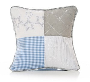 Glenna Jean Starlight Patchwork Pillow