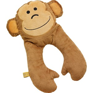 Go Travel Kids Monkey Folding Pillow