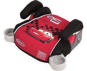 Graco Backless TurboBooster? Car Seat Disney? World Of Cars?