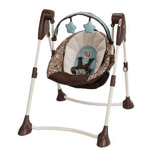 Graco Swing By Me� Portable Swing Little Hoot