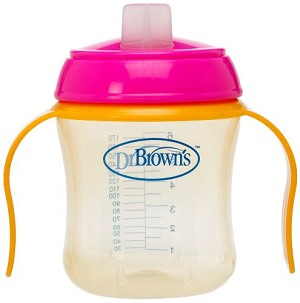 Dr. Brown's Soft Spout Training Cup, 6 Ounce