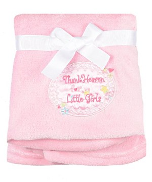 "Baby Starters ""Thank Heaven For Little Girls"" Blanket"