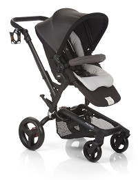 Jane USA Rider Stroller in Shadow