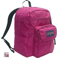 Jansport Digital Student Backpack Berry