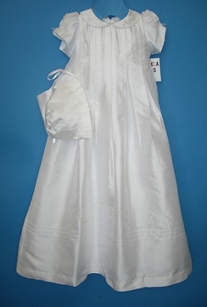 Karela Kids Christening Gown