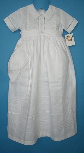 Karela Kids Christening Gown-Boy