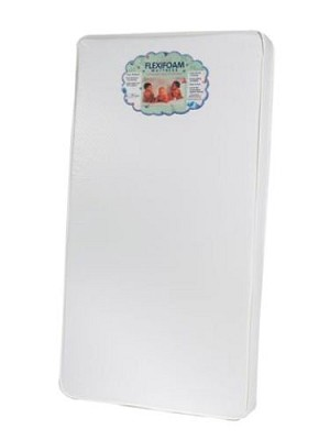 Kid Basics 5'' Foam Crib Mattress