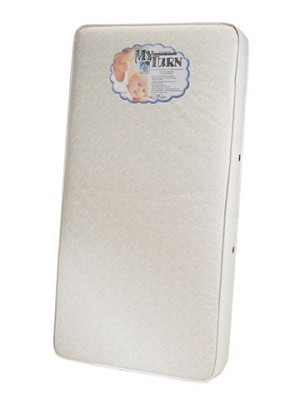 Kid Basics Reversible Ultra Coil Mattress My Turn
