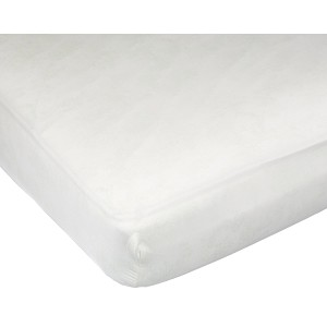 Carters Easy Fit Sateen Crib Fitted Sheet