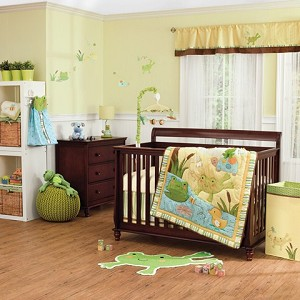 Carter's In The Pond 4-pc Crib Bedding Set