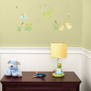 Carter's In The Pond Wall Decals