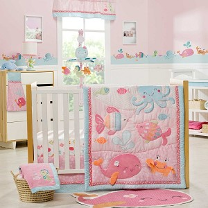 Kids Line by Carter's Under The Sea 4-Pc Crib Set