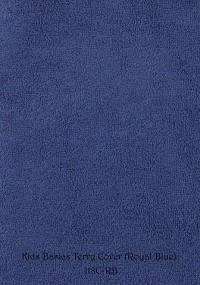 Kid Basics Contour Pad Cover- Blue