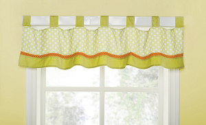 Kids Line Safari Party Valance
