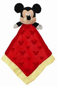 Kids Preferred Mickey Mouse Snuggle Blanket