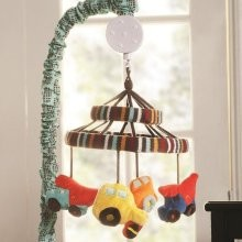 Kidsline Zutano Construction Musical Mobile