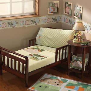 Lambs & Ivy Papagayo Toddler Bedding Set