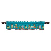 Bedtime Originals Choo Choo Window Valance