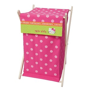 Lambs & Ivy Hello Kitty Garden Hamper