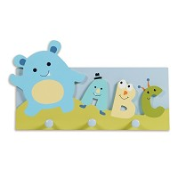 Lambs & Ivy Alpha Baby Wall Decor
