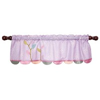 Lambs & Ivy Puddles Window Valance