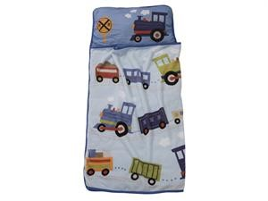 Lambs & Ivy Train Nap Mat