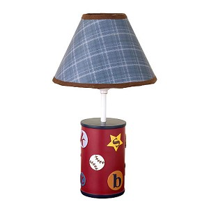 Cocalo A to Z Lamp & Base