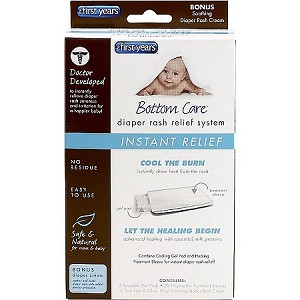 Bottom Care Diaper Rash Relief System
