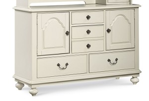 Legacy Classic Wendy Bellisimo Door Dresser French White