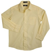 French Toast Long Sleeve Shirt, Yellow