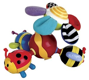 Twisty Bugz Teether