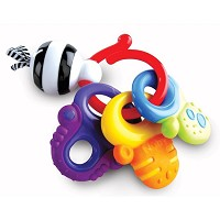Nuby FunKeys Teether