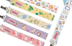 Nuby Pacifinder Pacifier Clip
