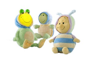 Nuby Glo-Pals Bedtime Buddies