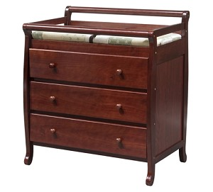 DaVinci 3 Drawer Emily Chest in Cherry
