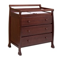 Million Dollar Baby Kalani 3 Drawer Changer in Espresso