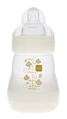Mam Anti-Colic Bottle 5oz BPA-free 0+m