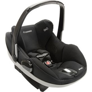 Maxi-Cosi Prezi Infant Car Seat in Devoted Black