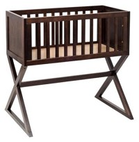 Babyletto Bowery Bassinet in Espresso