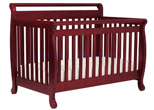 DaVinci 4 in 1 Emily Crib in Cherry