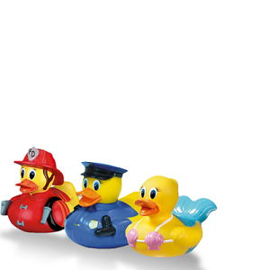 White Hot� Super Safety Bath Ducky