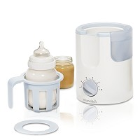 Munchkin Time Saver Bottle Warmer